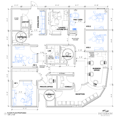 Fanikos Salib Floor Plan