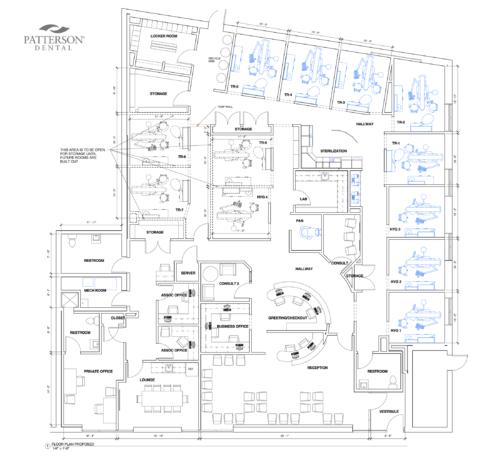 Paradise Floor Plan